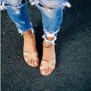 Shoes - Gladiator Sandal